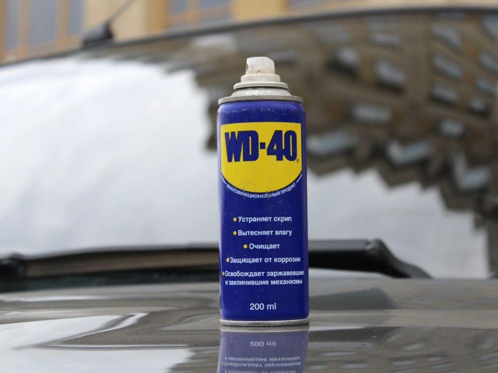 Легендарний WD-40: обсяги продажів змінюються