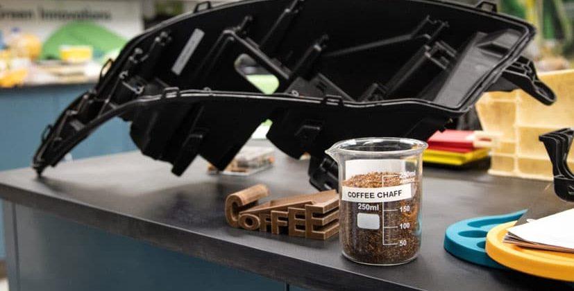 Автозапчастини з використаних кавових зерен McDonald's: унікальний досвід Ford